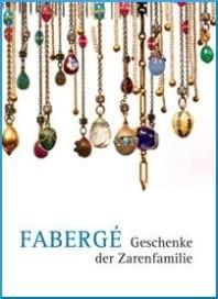 """Fabergé – Geschenke der Zarenfamilie"". Ausstellung im Museum Schloss Fasanerie"