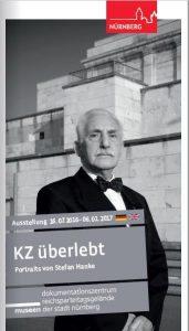 """""""KZ überlebt"""". Eine Ausstellung in Nürnberg porträtiert Überlebende."""
