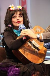 "Berliner Ensemble: ""The Godmother of Punk"" Nina Hagen singt Bertolt Brecht"