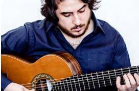 Gitarrenvirtuose aus Brasilien: João Camarero mit Debütalbum live in München