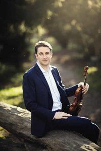 Klassik trifft Romantik: Noah Bendix-Bagley spielt Tschaikowsky