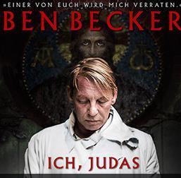 """!Tipp: """"Ben Becker – Ich, Judas - Einer unter euch wird mich verraten."""""""