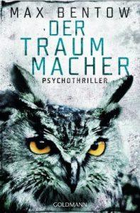 "Heute Abend live im Feuilletonscout: LitCrime Max Bentow ""Der Traummacher"""