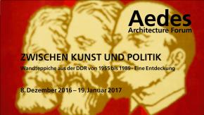 Zwischen Kunst und Politik: Wandteppiche aus der DDR von 1955 bis 1989. Ausstellung in Berlin