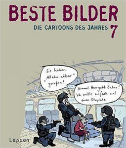 """""""Beste Bilder 7"""": Die besten Cartoons aus dem Jahr 2016 in Kassel"""
