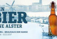"""Ausstellung: """"Kein Bier ohne Alster. Hamburg - Brauhaus der Hanse"""""""