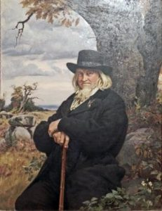 30 Sekunden mit... Hoffmann von Fallersleben (1798 – 1874). Ein Liebesgedicht zum Valentinstag