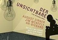"""""""Der Unsichtbare"""". Ein Jazz-Melodram nach dem Roman von Ralph Ellison"""