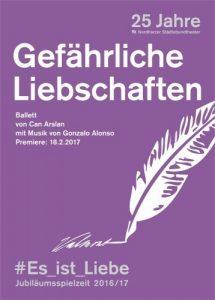 """""""Gefährliche Liebschaften"""": Ballett in Quedlinburg"""