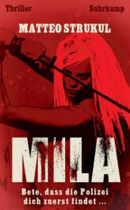 "Matteo Strukul: ""Mila"""
