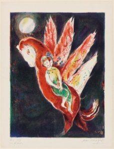 """""""Das Glück der Erde … Zossen, Rösser, Pferde in der modernen Kunst"""". Ausstellung im Sprengel Museum Hannover"""