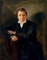 Eine Minute und 17 Sekunden mit ... Heinrich Heine (1797-1856)