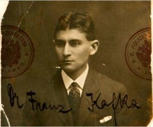 Frank Kafka / © National Library Israel