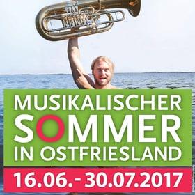 Klingender Norden: Musikalischer Sommer Ostfriesland
