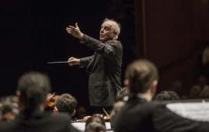 West-Eastern Divan OrchestraDaniel Barenboim, Dirigent