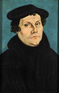 Lucas Cranach d. Ä.: Martin Luther (Veste Coburg