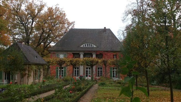 !Tipp: Die Liebermann-Villa am Wannsee