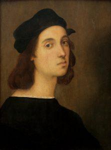 Raffael Selbstporträt, 1506 © Galleria degli Uffizi, Florenz, Gabinetto Fotografico delle Gallerie degli Uffizi