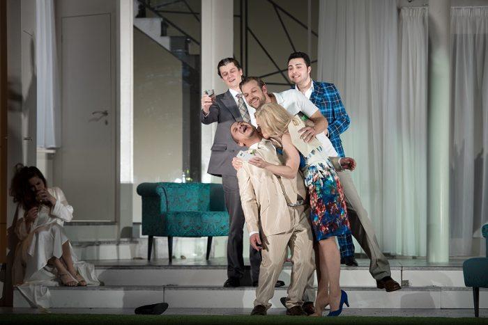 Le nozze di Figaro – Ensemble © Anna-Maria Löffelberger