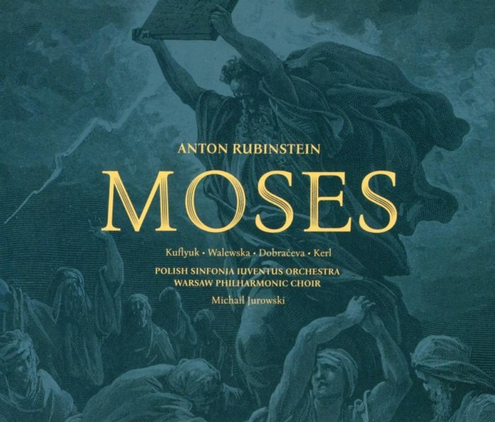 """Anton Rubinstein """"Moses"""""""