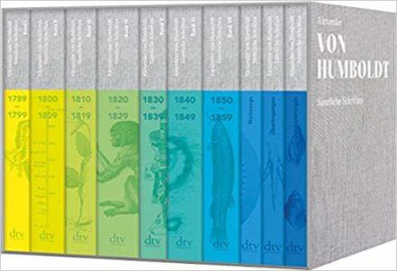 Alexander von Humboldt - sämtliche Schriften, Berner Ausgabe dtv Verlag