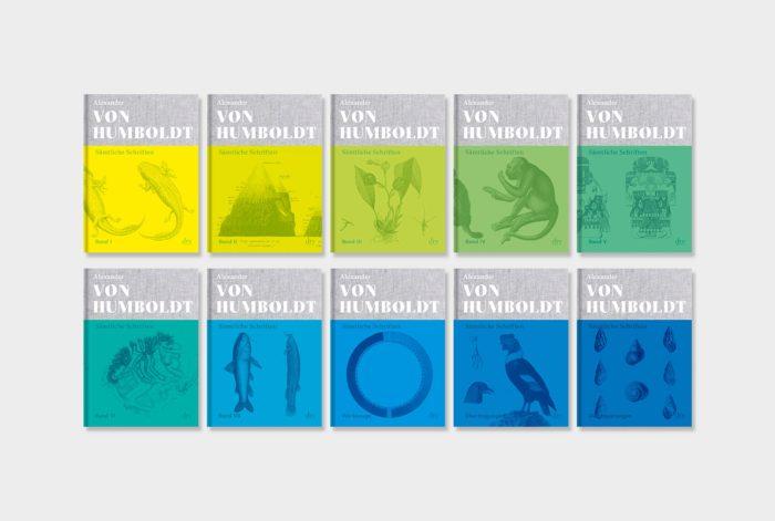 Alexander von Humboldt - sämtliche Schriften, Berner Ausgabe