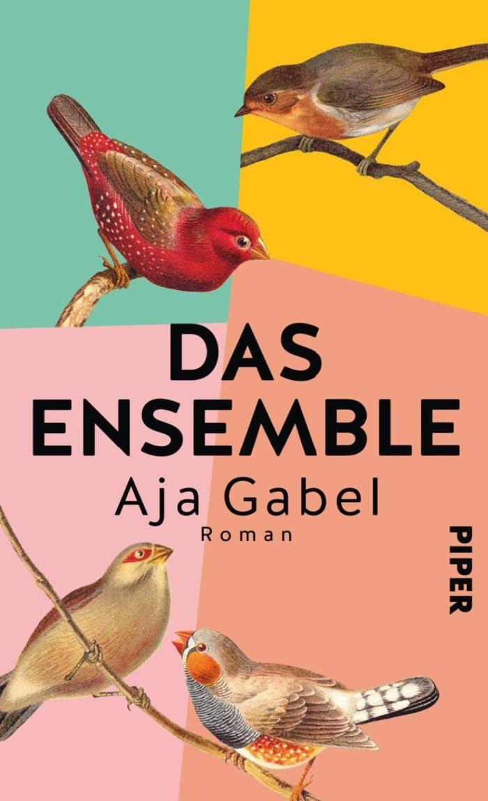 Aja Gabel Das Ensemble