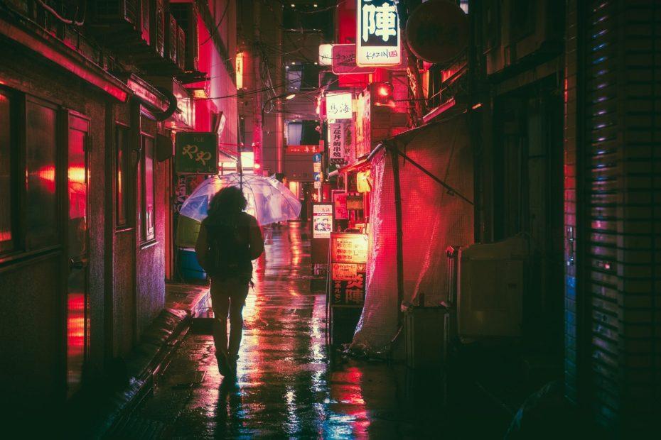 Japan Nacht
