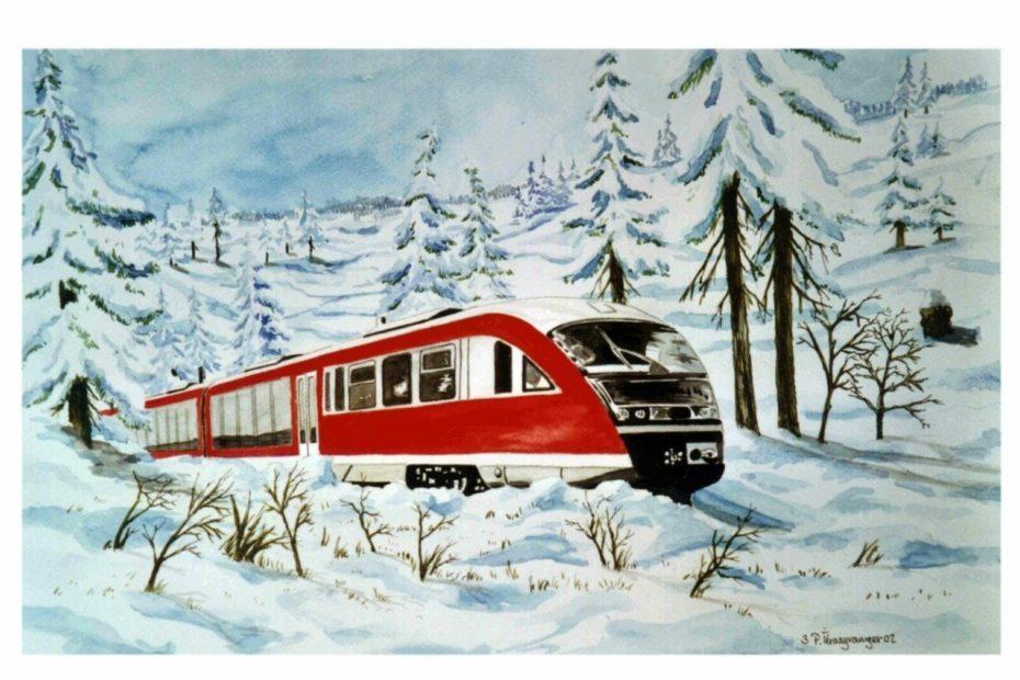Mord im Santa-Express